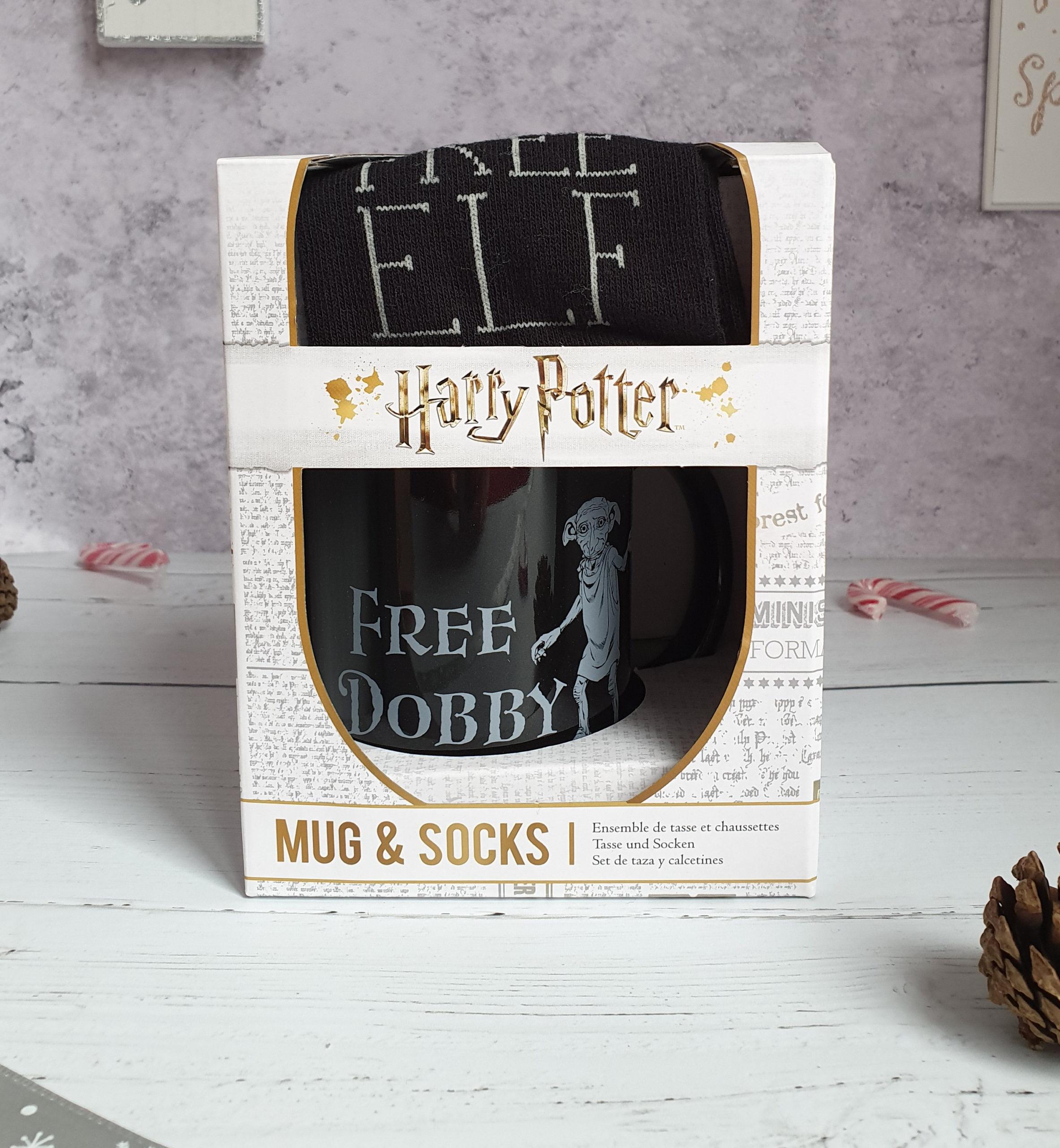Dobby mug and socks