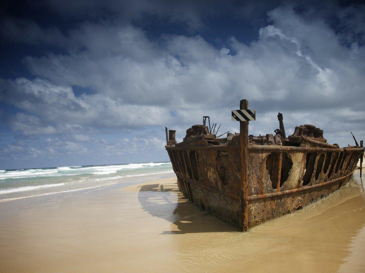 Shipwreck Australia