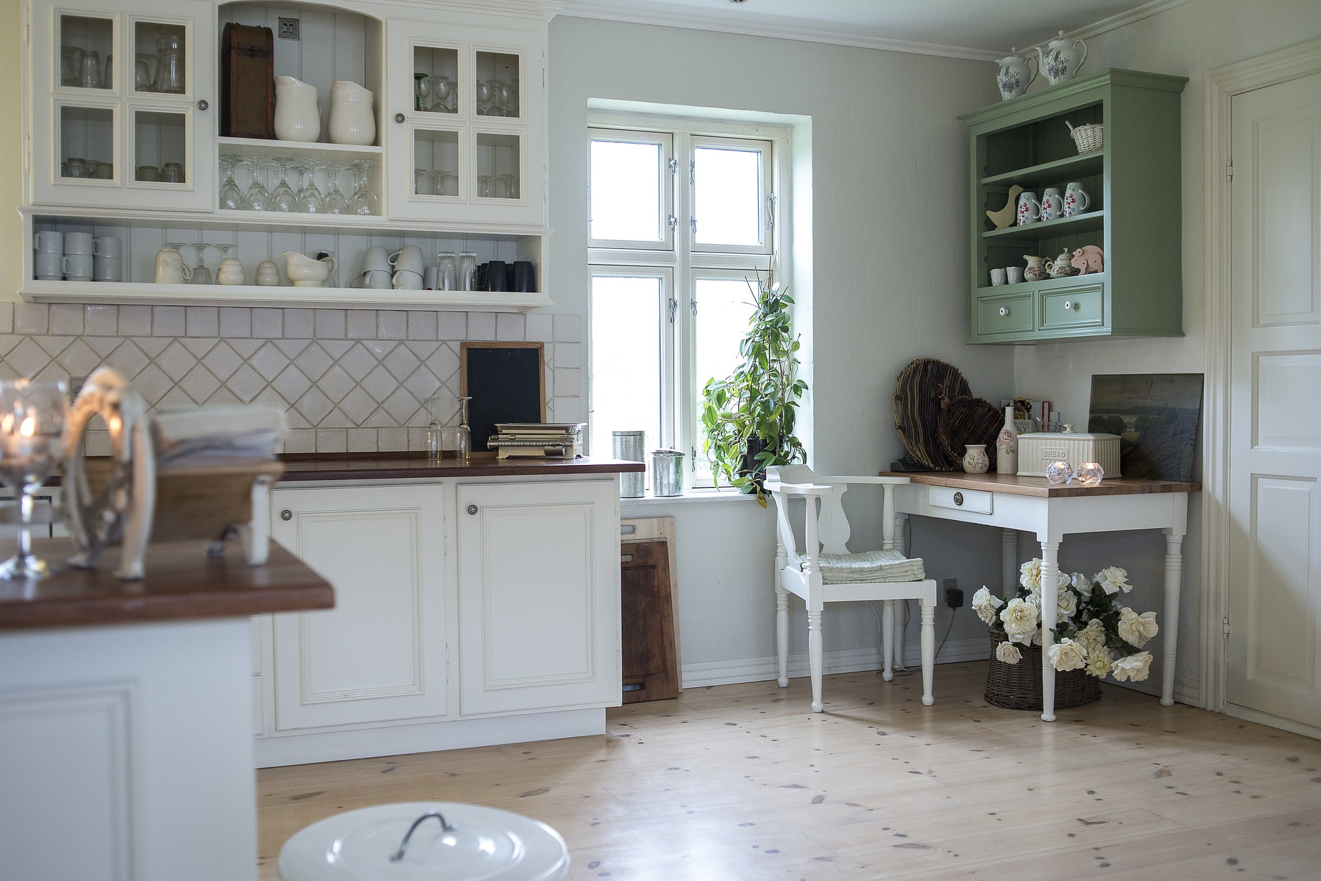 Revamping Your Countryside Idyll Heavenly Ideas For Your Haven, kitchen