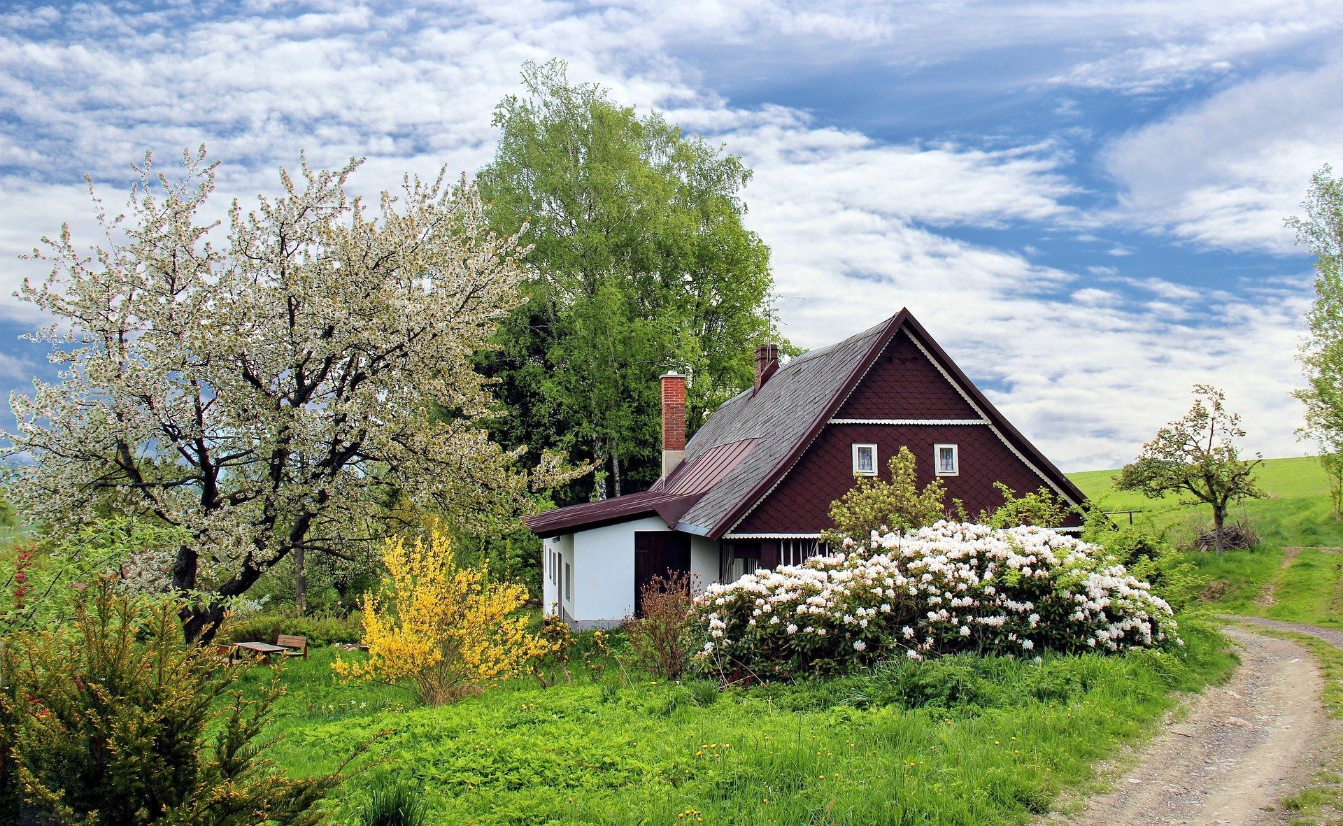 The ABCs Of Becoming A Homeowner Out In The Country