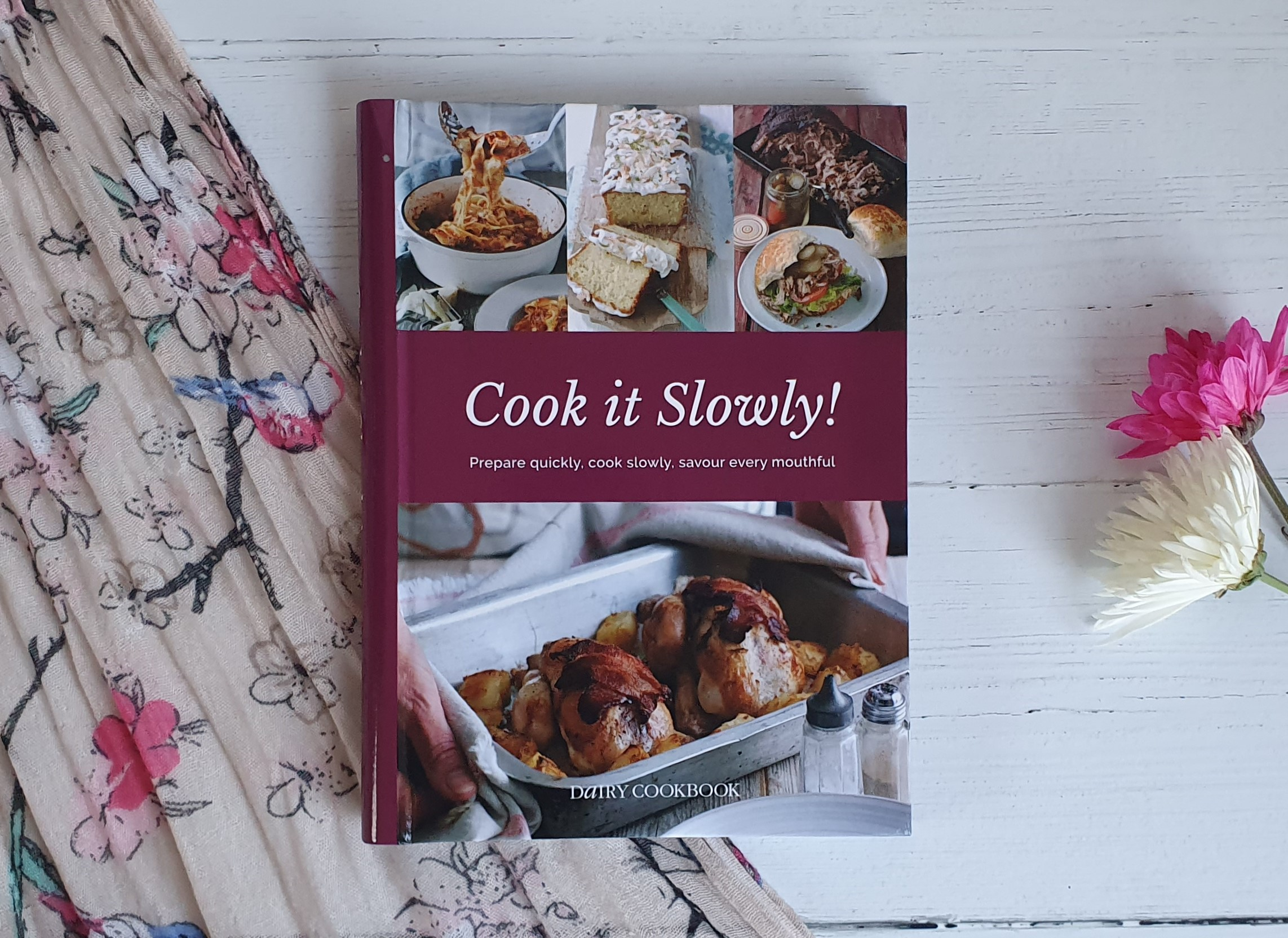 Cook It Slowly cook book